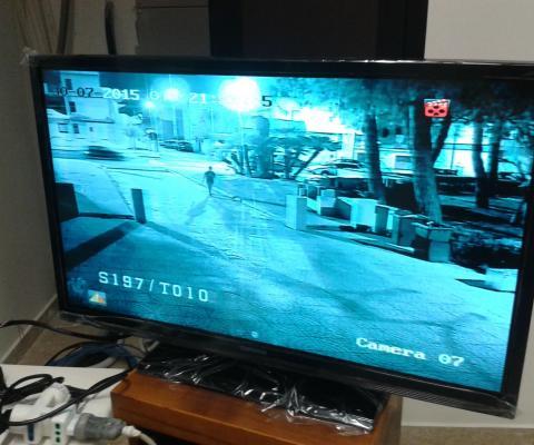 Realizzazione impianto videosorveglianza, comune di Maglie (LE)