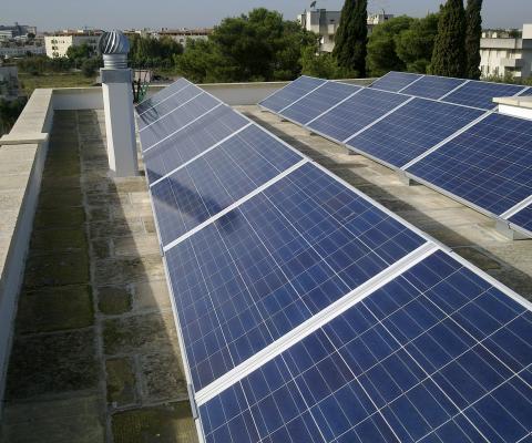 Impianto fotovoltaico su tetto, Privato, Lecce (LE)