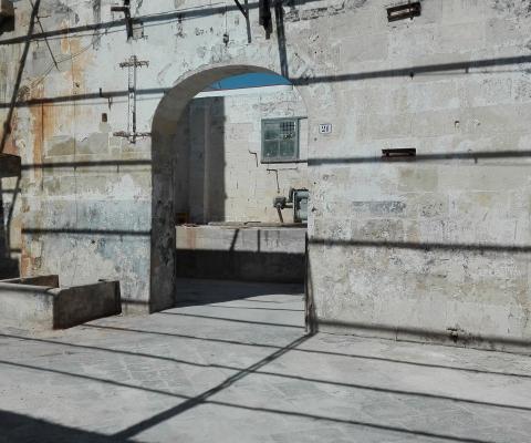 Realizzazione impianti elettrici, diffusione sonora, trasmissione dati, termici, idrici e fognari, Ex Distilleria San Cesario di Lecce (LE)